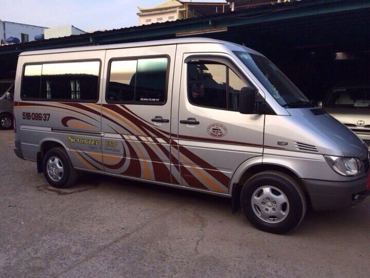 Á Châu cung cấp dịch vụ thuê xe đa dạng, uy tín