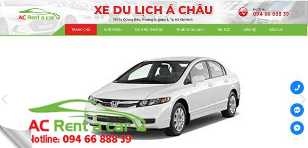 Thuê xe đi Đà Lạt uy tín, giá rẻ hàng đầu tại TPHCM