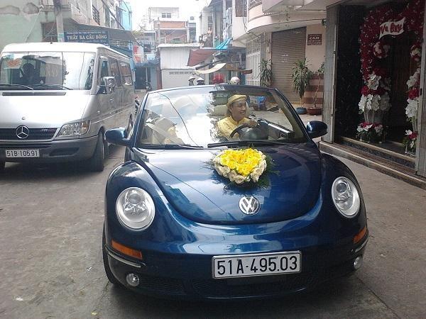 Giá cả thuê xe hoa tại Á Châu đảm bảo với mức giá tốt nhất