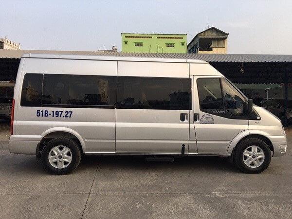 Dịch vụ cho thuê xe giá rẻ đi Vũng Tàu tại Xe du lịch Á Châu