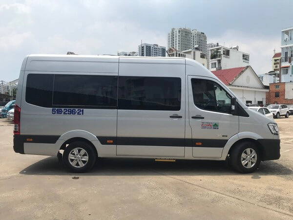 Xe du lịch Á Châu luôn đặt chữ tín lên hàng đầu khi hoạt động