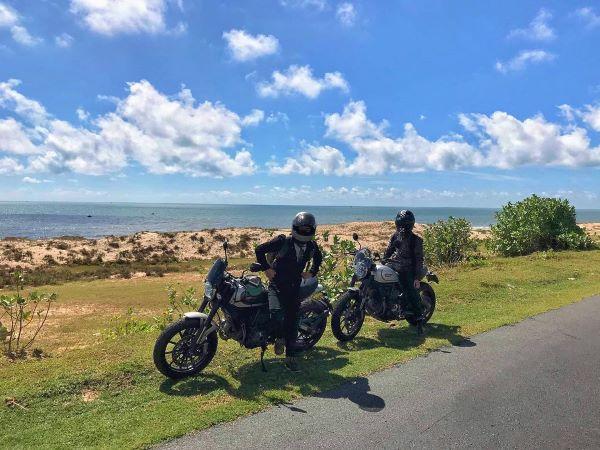 Sài Gòn đi Vũng Tàu bằng xe máy
