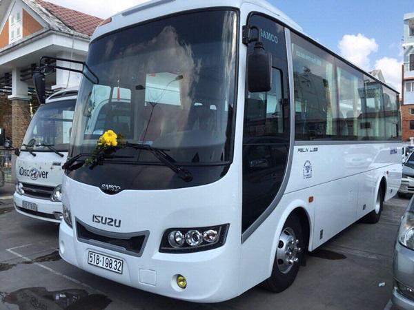 Xe du lịch Á Châu cung cấp phương tiện cao cấp đến Vũng Tàu