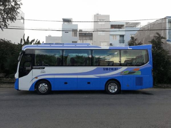 Xe dịch vụ 29 chỗ có lái