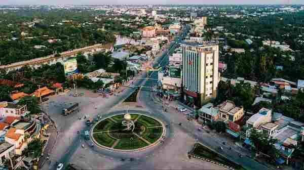 Tiền Giang có nhiều địa điểm để tham quan