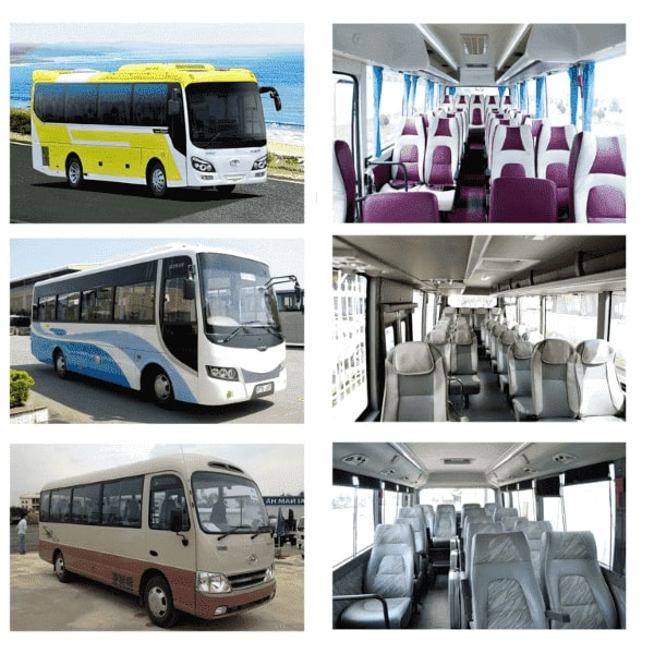 Dịch vụ thuê xe du lịch công ty Á Châu uy tín, chất lượng